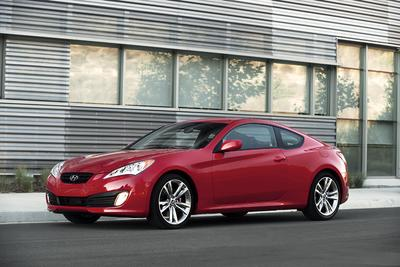 Used 2011 Hyundai Genesis Coupe 3.8 Grand Touring