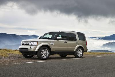 Certified 2011 Land Rover LR4