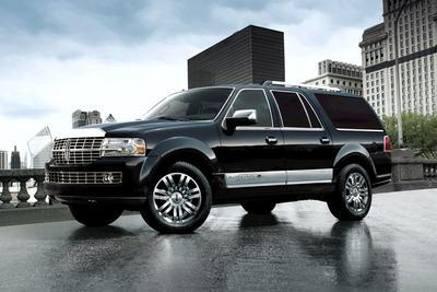 Used 2011 Lincoln Navigator Base