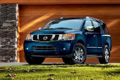 Used 2011 Nissan Armada SV