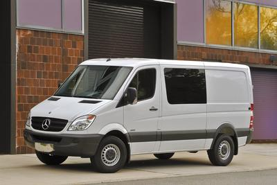 Used 2010 Mercedes-Benz Sprinter 2500 High Roof