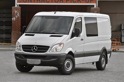 Used 2011 Mercedes-Benz Sprinter Cargo