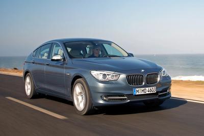 Used 2010 BMW 550 Gran Turismo i