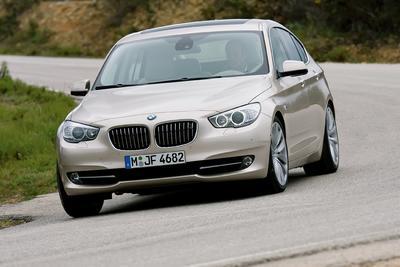 Used 2011 BMW 535 Gran Turismo 535i xDrive Gran Turismo