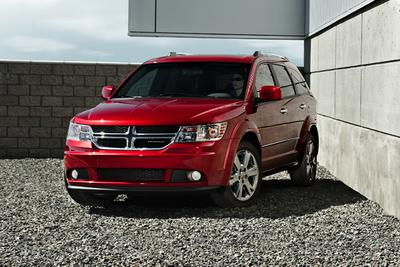Used 2011 Dodge Journey Express