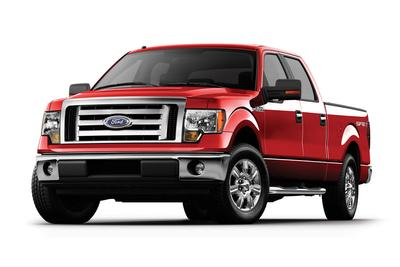 Used 2011 Ford F-150 Lariat Limited
