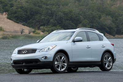 Used 2011 INFINITI EX35 Journey
