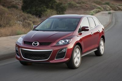 Used 2011 Mazda CX-7 s Grand Touring