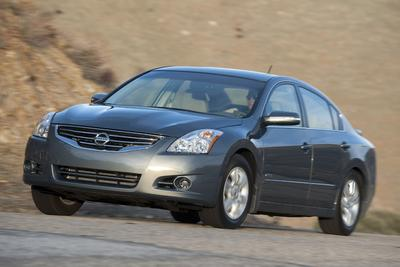 Used 2011 Nissan Altima Hybrid
