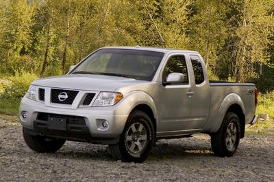 Used 2011 Nissan Frontier Pro-4X