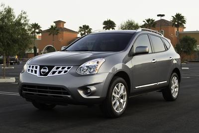 2011 Nissan Rogue Krom