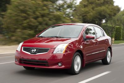 Used 2011 Nissan Sentra 2.0 S