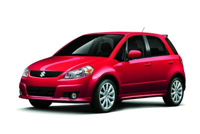 New 2011 Suzuki SX4 LE ANNIVERSARY EDITION