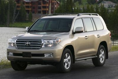 Used 2011 Toyota Land Cruiser V8