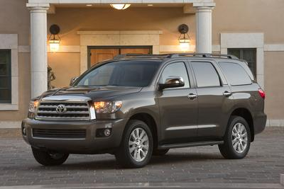Used 2011 Toyota Sequoia Limited