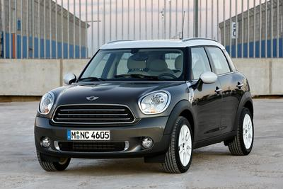 Used 2011 MINI Cooper Countryman Base