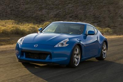Used 2011 Nissan 370Z Base