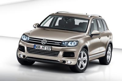 Used 2011 Volkswagen Touareg Hybrid Base