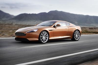 Used 2012 Aston Martin Virage