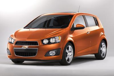 Used 2012 Chevrolet Sonic 2LS