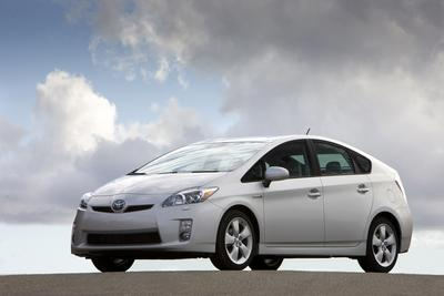 Certified 2012 Toyota Prius Two Model
