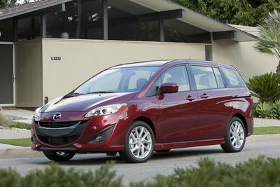 Used 2012 Mazda Mazda5 Touring