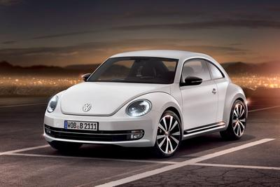Certified 2012 Volkswagen Beetle 2.0T Turbo