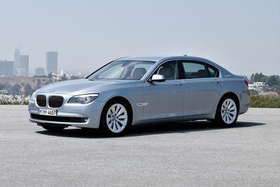 2012 BMW ActiveHybrid 750 Li