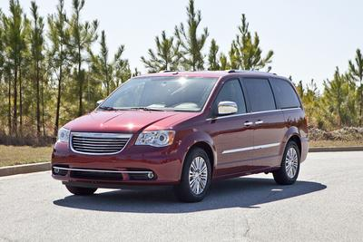 Used 2012 Chrysler Town & Country Touring