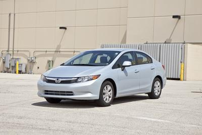 Used 2012 Honda Civic Natural Gas