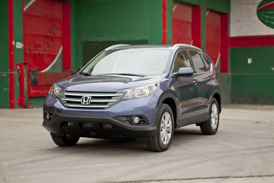 Certified 2012 Honda CR-V AWD EX