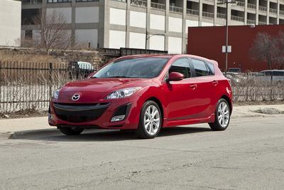 Used 2012 Mazda Mazda3 i Grand Touring