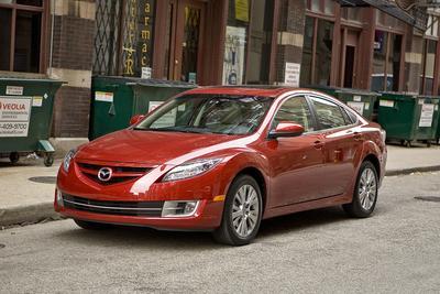 Used 2012 Mazda Mazda6 i Grand Touring