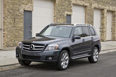 Certified 2012 Mercedes-Benz GLK350W2