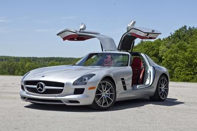 Used 2012 Mercedes-Benz SLS AMG Base