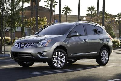 Used 2012 Nissan Rogue S