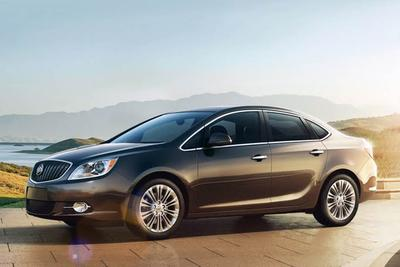Used 2012 Buick Verano Leather Group