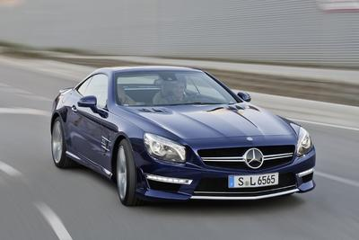 Certified 2013 Mercedes-Benz SL550
