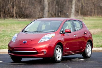 Used 2012 Nissan Leaf SL
