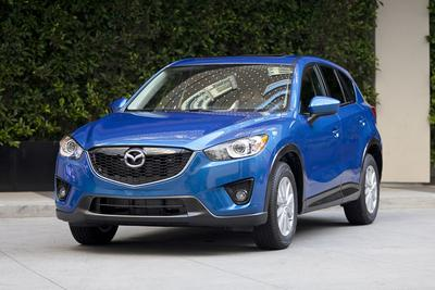 Certified 2013 Mazda CX-5 CX-5 TOURING AWD