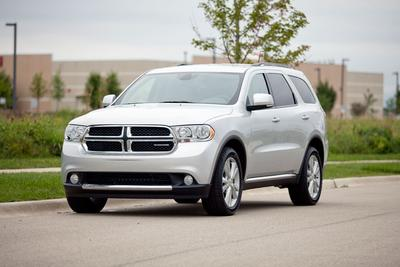 Certified 2012 Dodge Durango