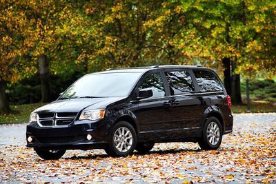 Used 2012 Dodge Grand Caravan SXT