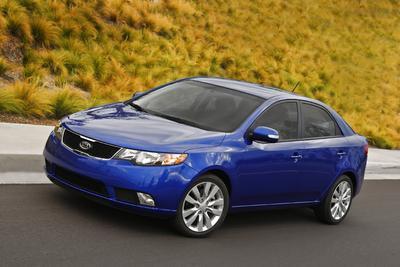 Used 2012 Kia Forte Koup SX