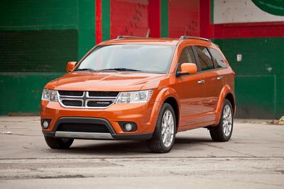 Used 2012 Dodge Journey R/T