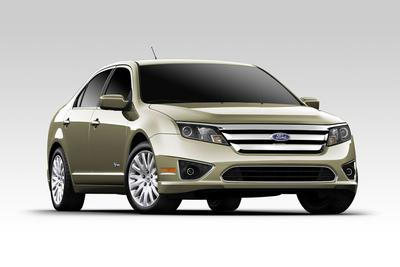 Used 2012 Ford Fusion Hybrid