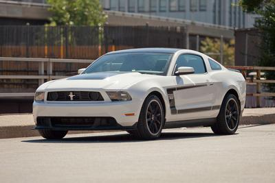 Used 2012 Ford Mustang Shelby GT500
