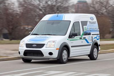 Used 2012 Ford Transit Connect XL