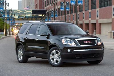 Used 2012 GMC Acadia SLT1