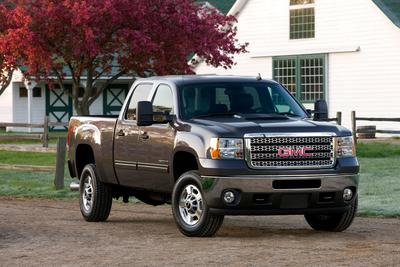 Used 2012 GMC Sierra 2500 SLE