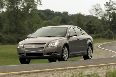 Used 2012 Chevrolet Malibu 1LT
